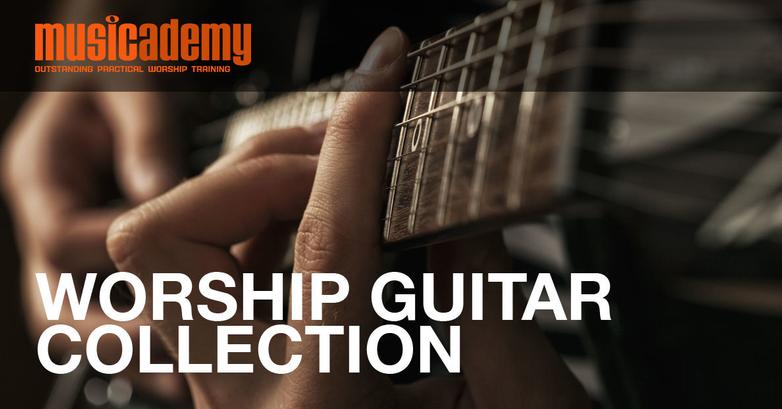 Worship Guitar Collection