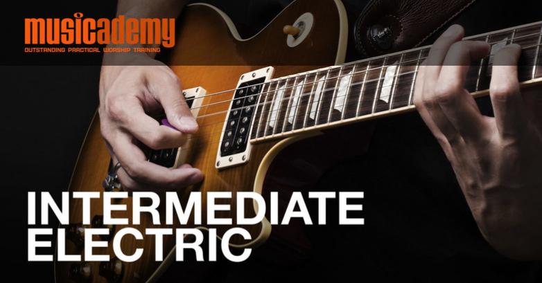 Guitar: Intermediate Electric