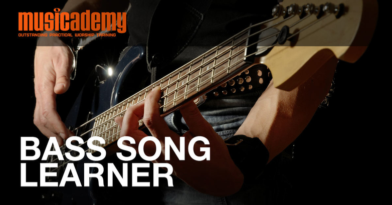 Bass: Song Learner Series